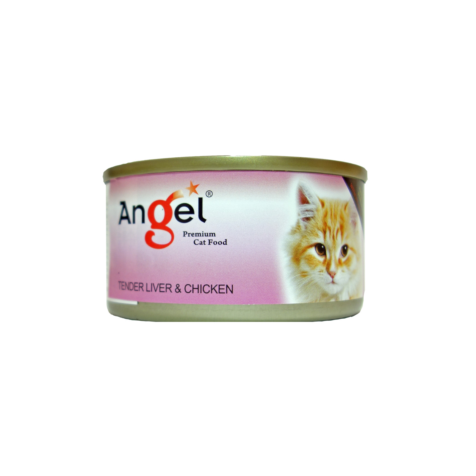 Angel Tender Liver and Chicken 80g
