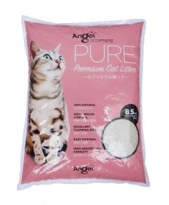 Angel Pure Premium Cat Litter 8.5kg