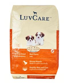 Dr Luv Care Puppy Beef 9kg
