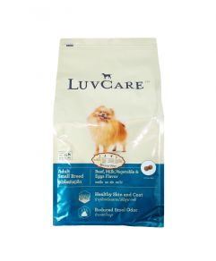 Luv Care Small Breed Dog Beef 2kg